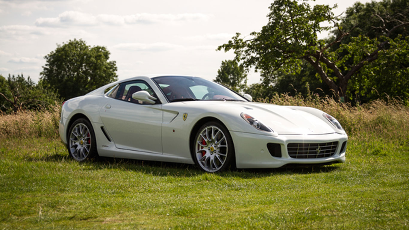 Ferrari 599 GTB Fiorano: £60,000 - £70,000