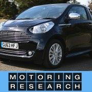 Aston Martin Cygnet video review