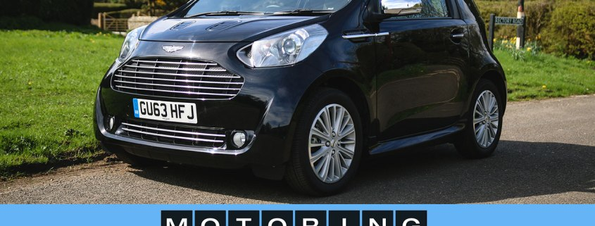 Aston Martin Cygnet video review