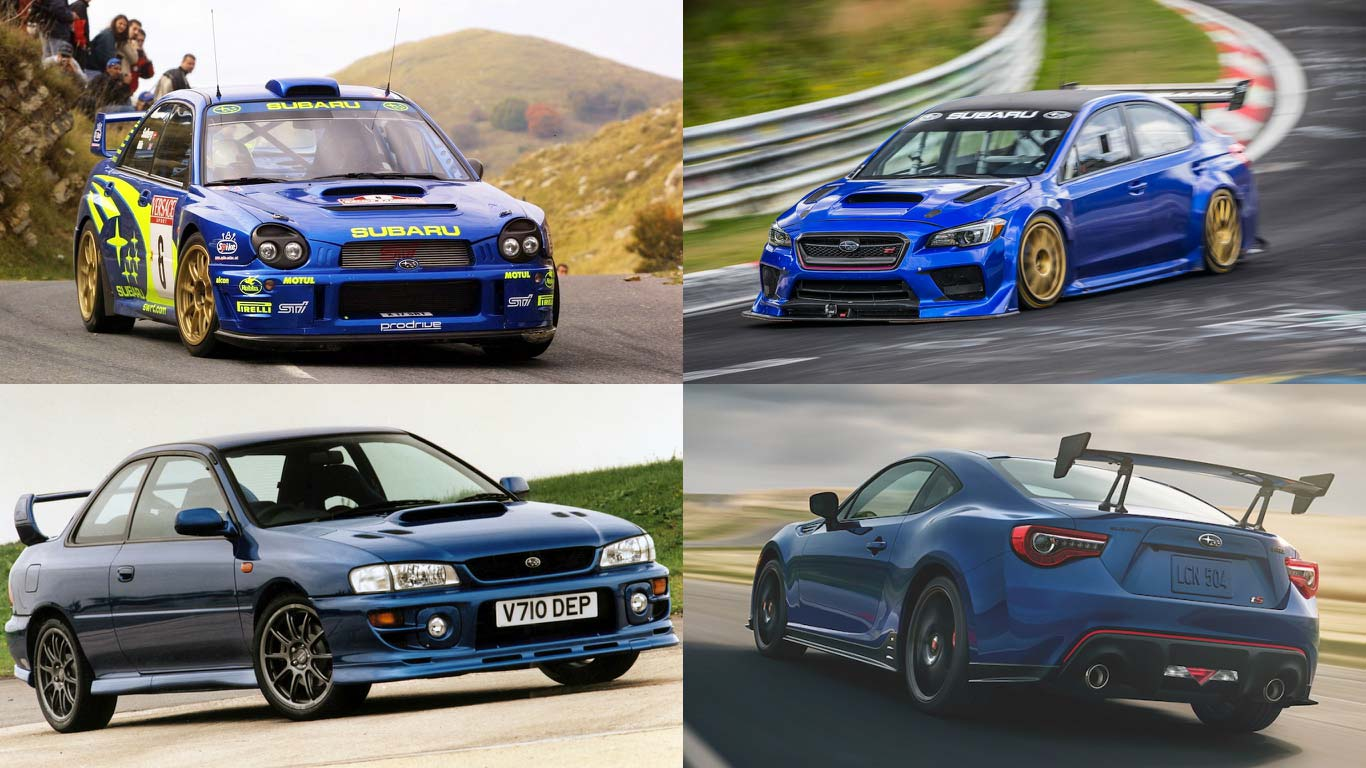 Rallying cry: 30 years of hot Subarus | Motoring Research