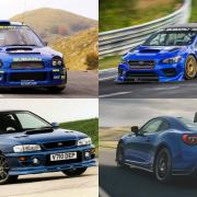 Rallying cry: 30 years of hot Subarus