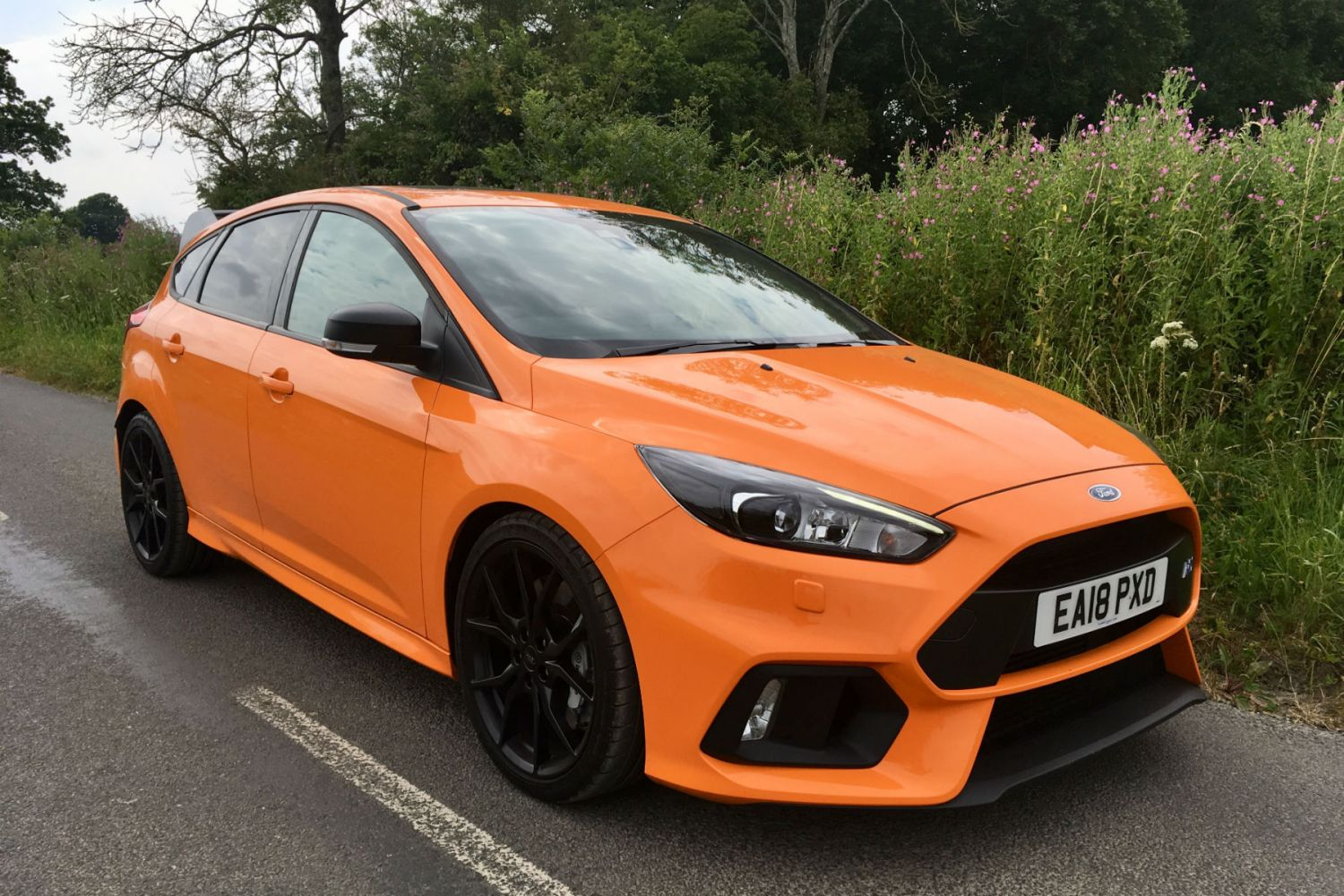 outrospective farewell to the ford focus rs. Black Bedroom Furniture Sets. Home Design Ideas