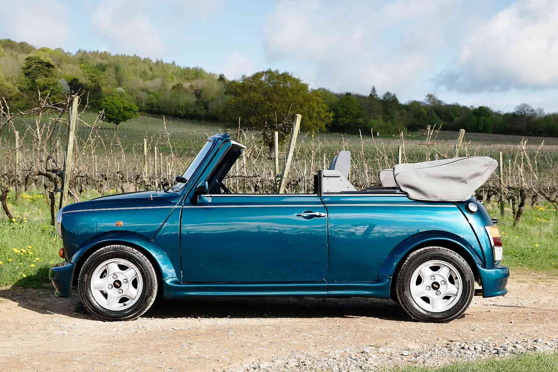 Retro Mini Cabriolet Motoring Research