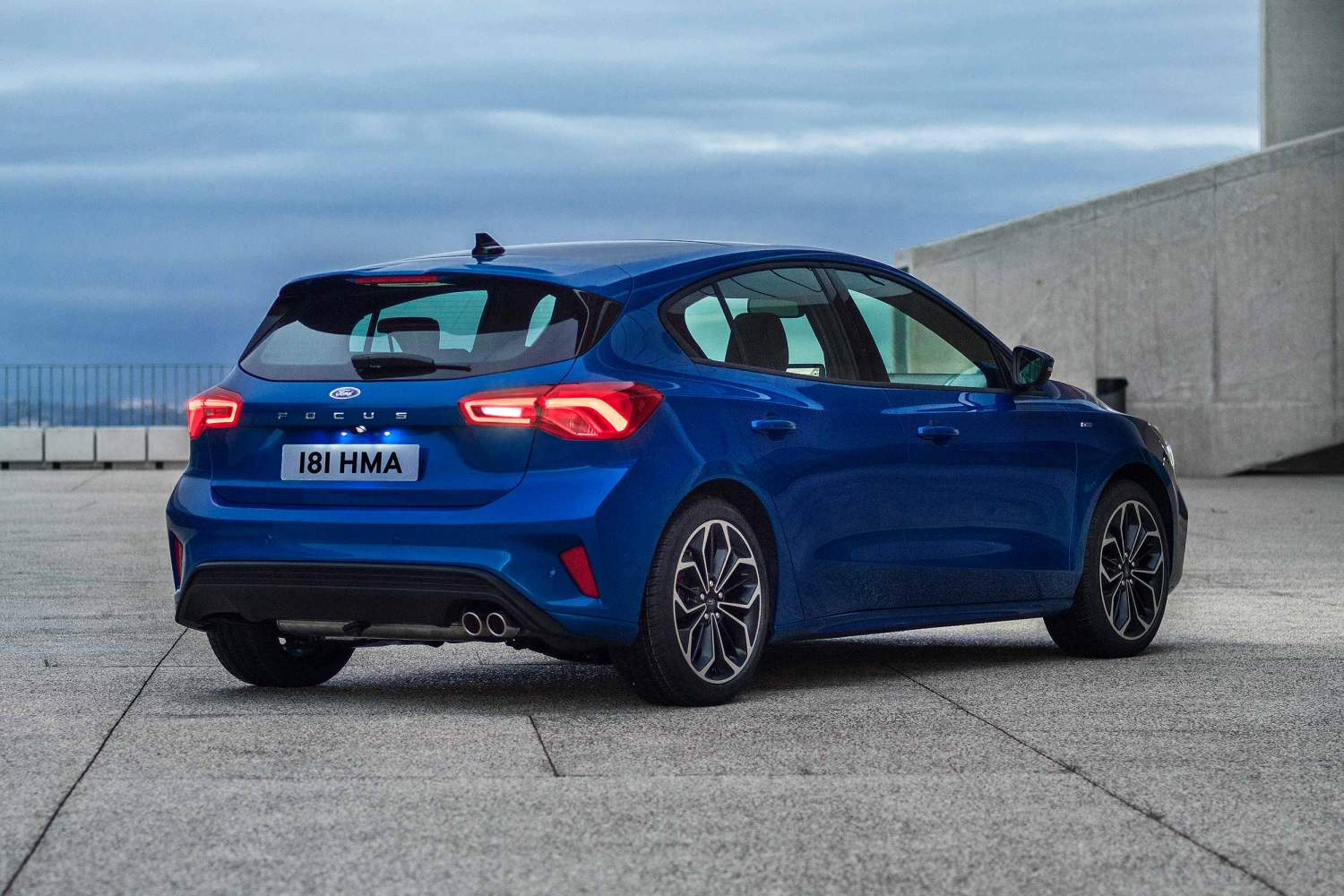 New 2018 Ford Focus ST-Line