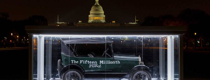 The Fifteen Millionth Ford