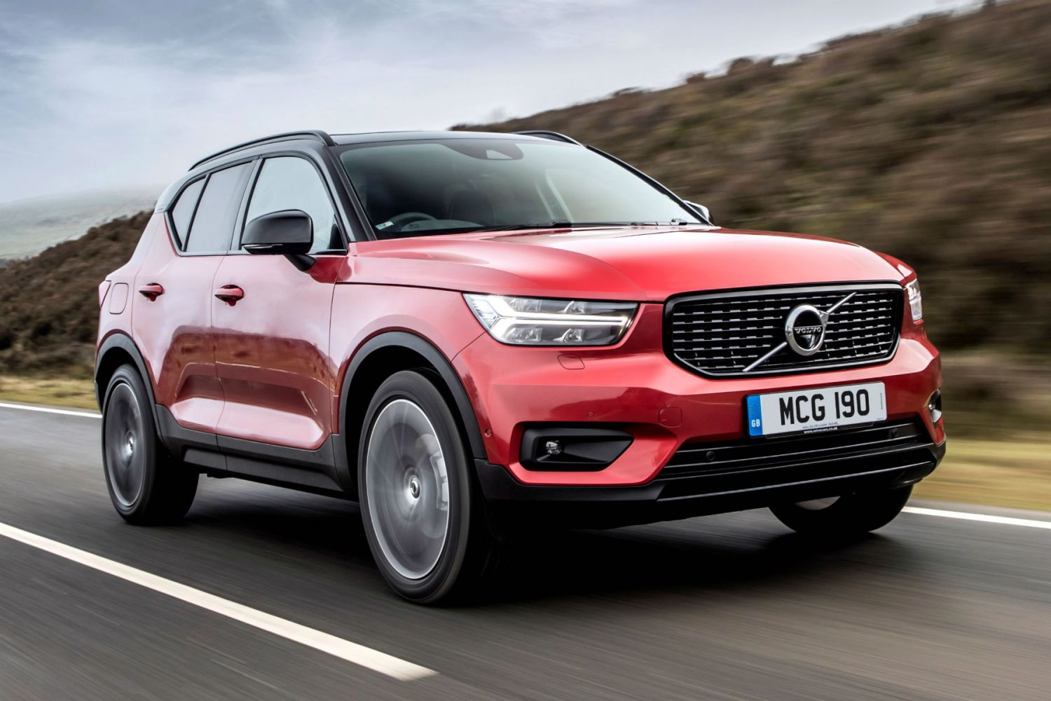 Volvo XC40 smashes firm's own sales predictions
