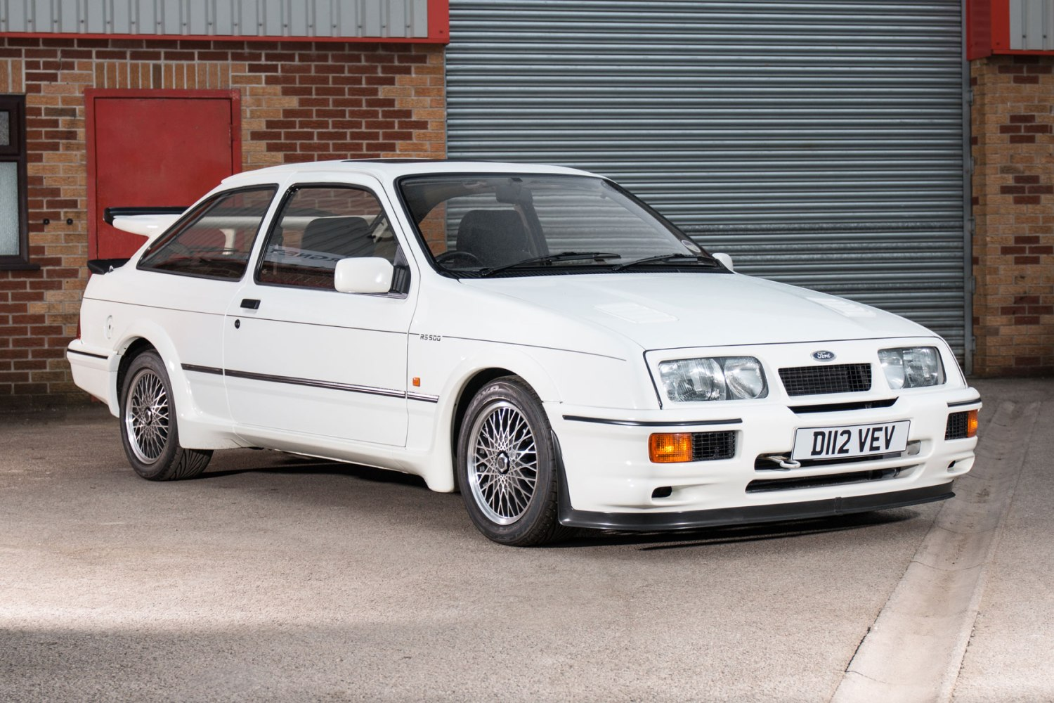 1987 Ford Sierra RS500 Cosworth-Chassis No1