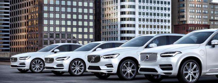 2018 Volvo model range meets WLTP