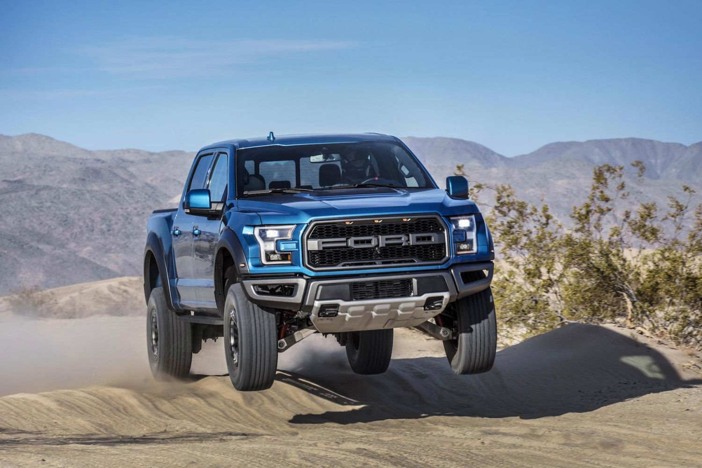 Upgraded 2019 Ford F-150 Raptor