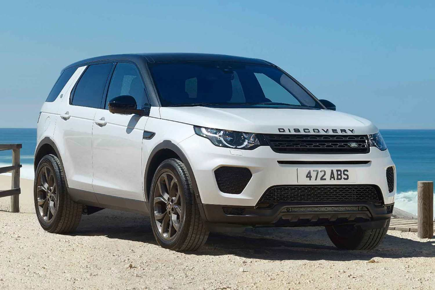Land Rover Discovery Sport Landmark special edition