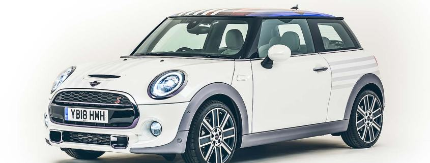 The Mini for Harry and Meghan