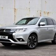 Mitsubishi Outlander PHEV best selling plug-in
