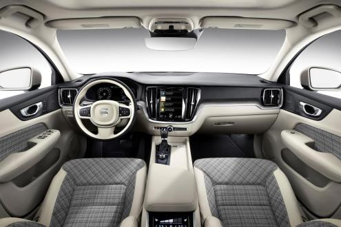 New 2018 Volvo V60 Prices Announced