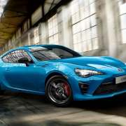 Toyota GT86 Blue Edition