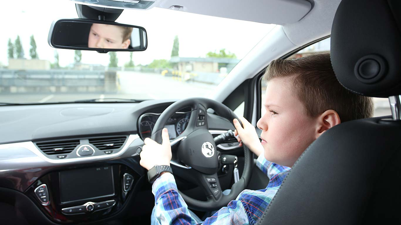 Young Driver 2018