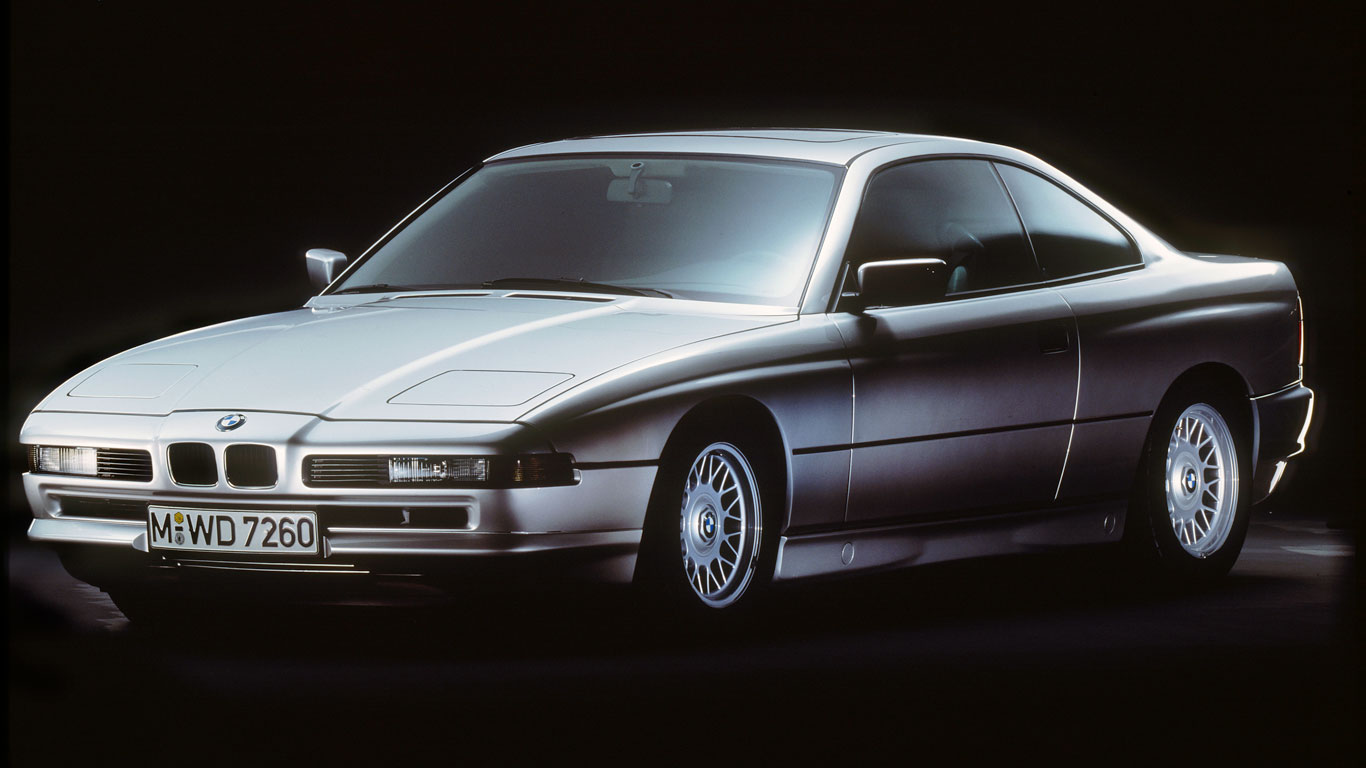 BMW 8 Series history in pictures