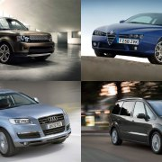 The worst cars for potholed roads