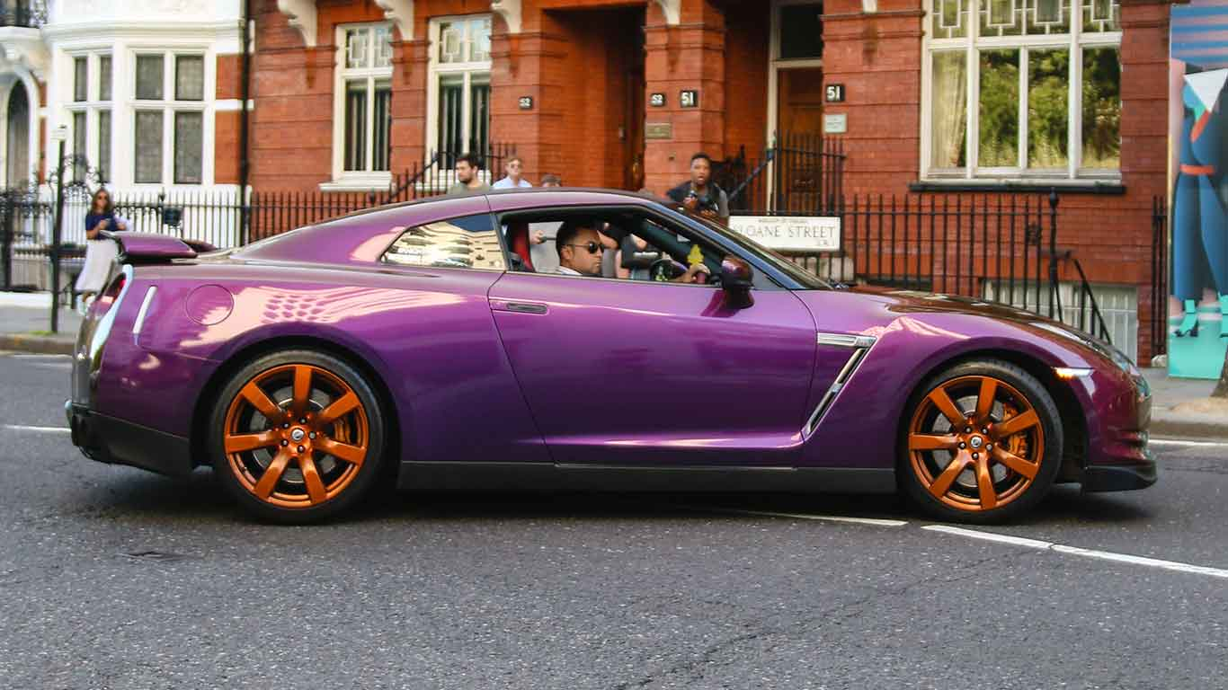 Supercar spotting in London: the best of 2018