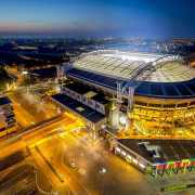 Nissan Johan Cruijff Arena energy storage system