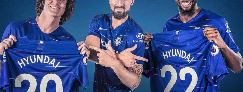 Hyundai and Chelsea