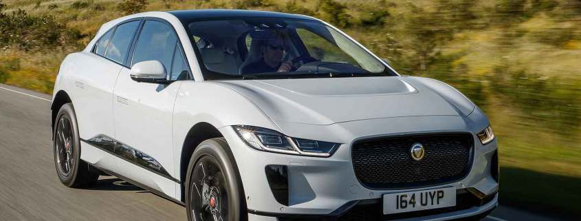 Jaguar I-Pace prices from £58,995