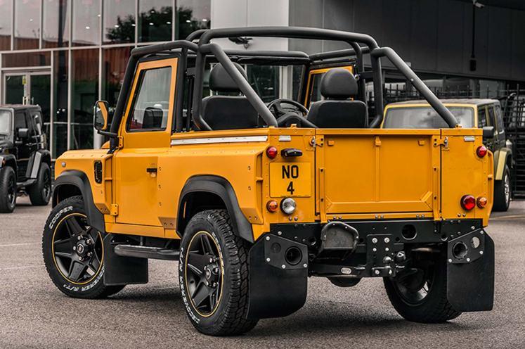 Kahn Chelsea Truck Co. World Cup Edition
