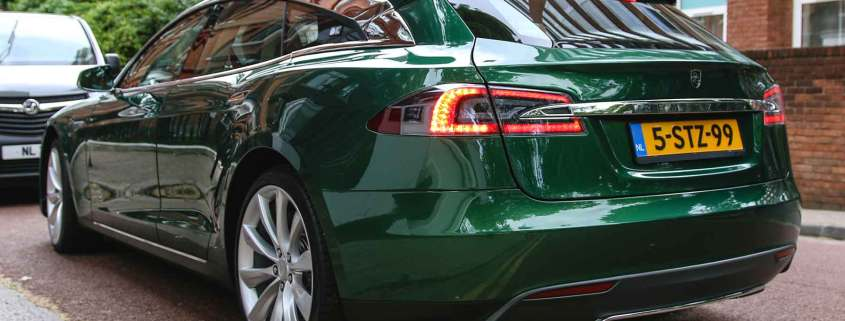 RemetzCar Tesla Model S reveal