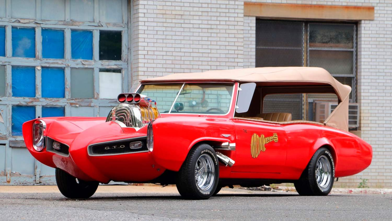 1966 Pontiac GTO _Monkeemobile No. 3_
