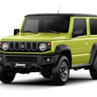You could own a new Suzuki Jimny for just 85p