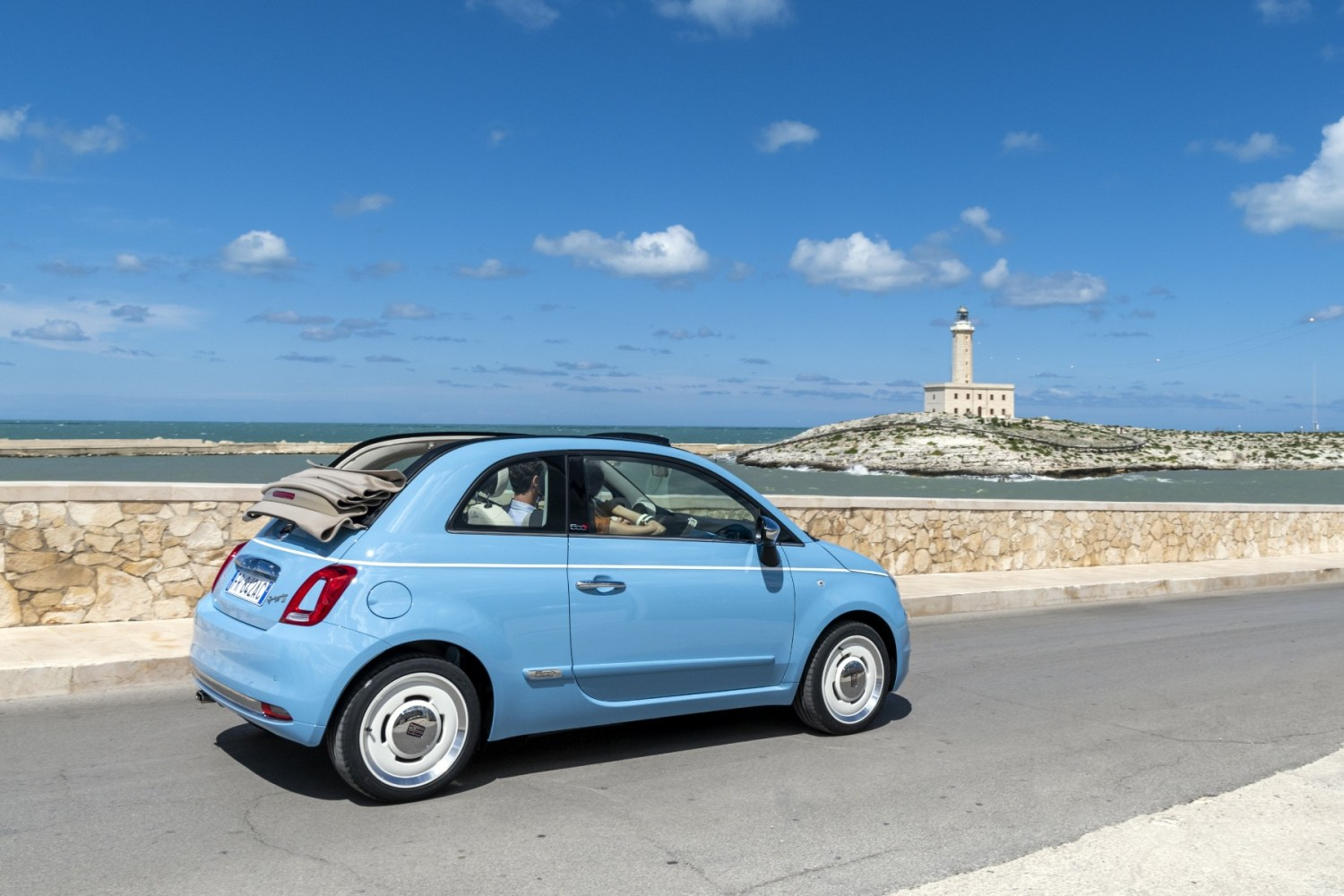Spiaggina 58 The Latest Uber Cool Fiat 500 Motoring Research