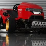 Honda Mean Mower 4