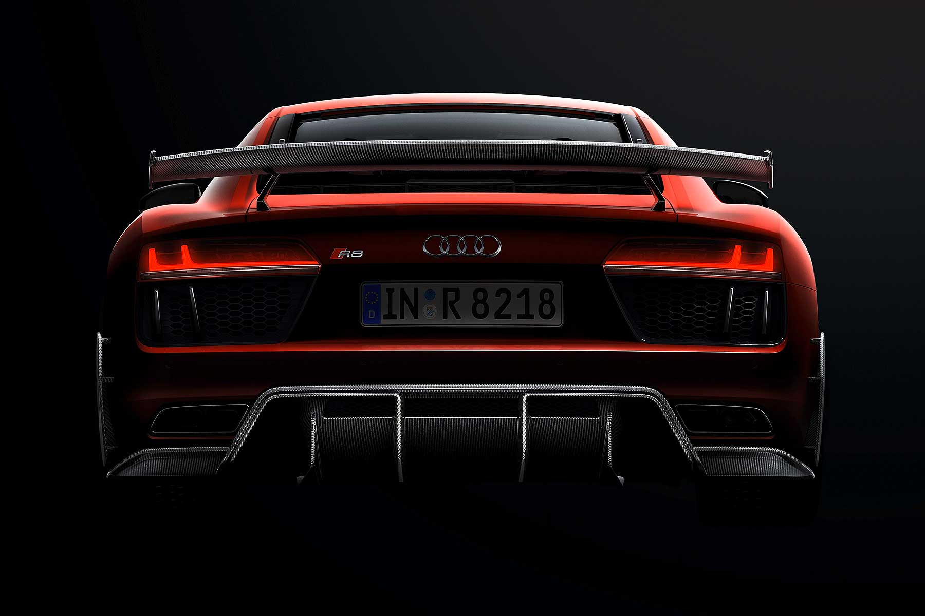 special £176,560 audi r8 is limited to five cars in the ukaudi r8 audi sport performance package