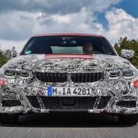 New 2019 BMW 3 Series breaks cover at the Nürburgring