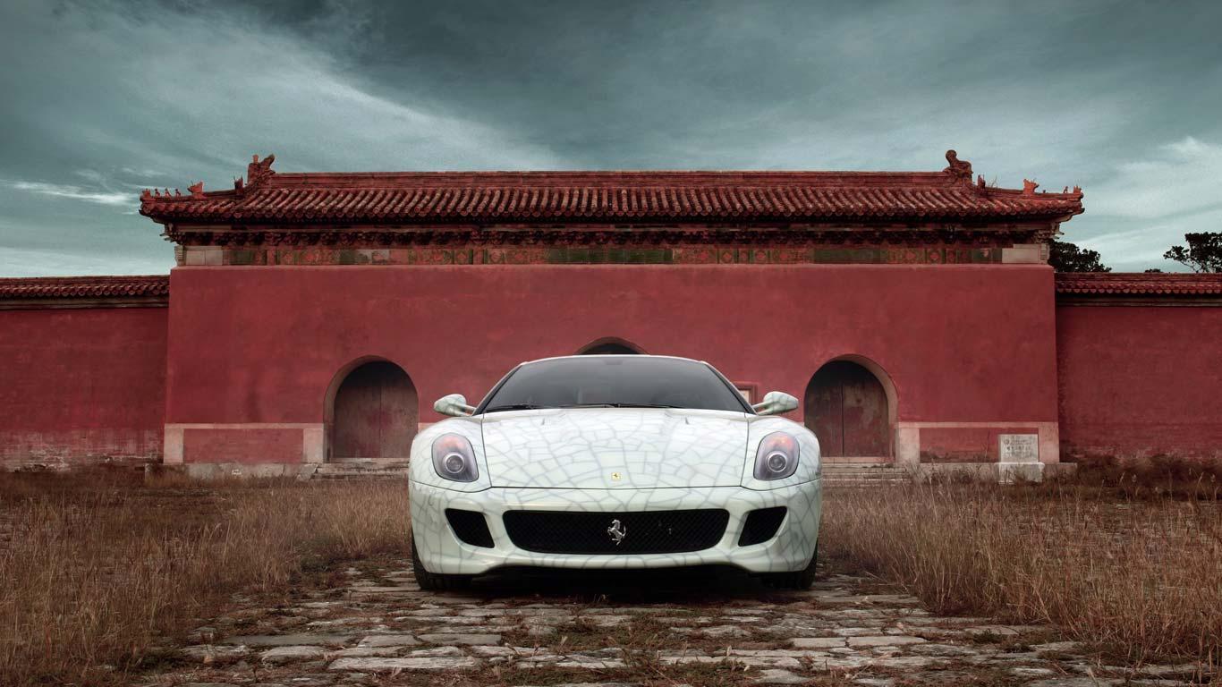 Ferrari 599 GTB Fiorano China Edition
