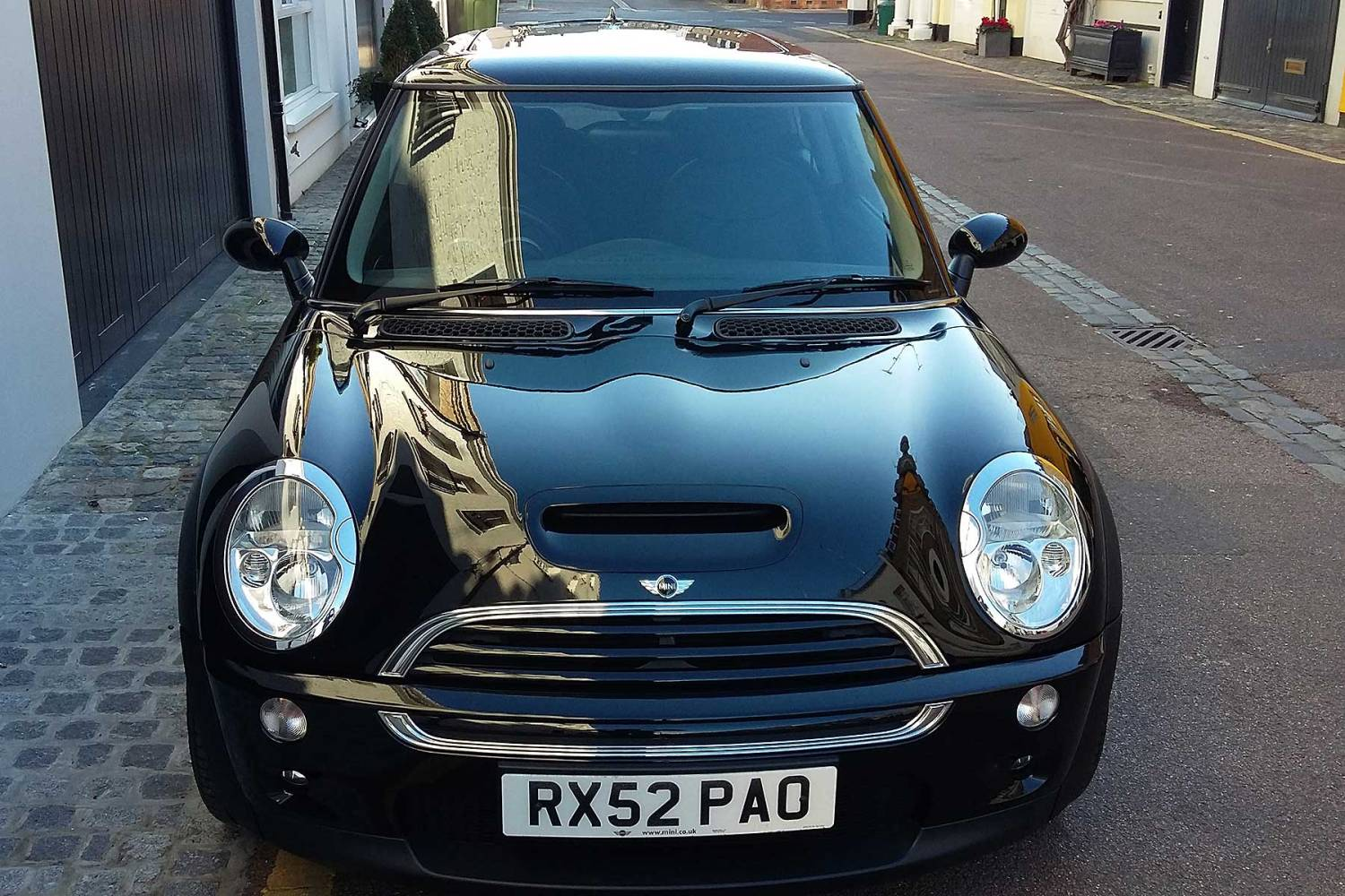 Madonna Mini Cooper S for sale
