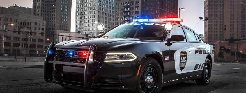 2019 Dodge Charger Pursuit Officer Protection Pack