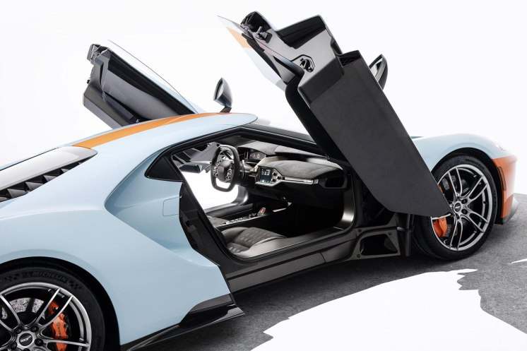 2019 Ford GT 68 Heritage Edition Gulf Oil