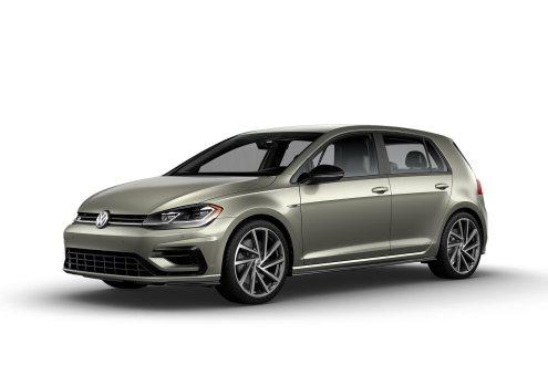 2019 VW Golf R Anthracite Metallic