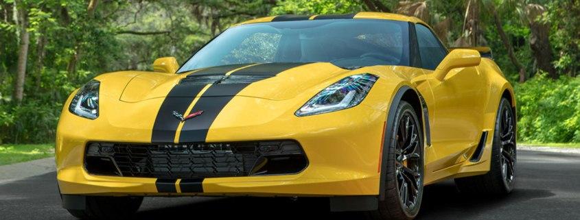 Hertz 100th Corvette Z06