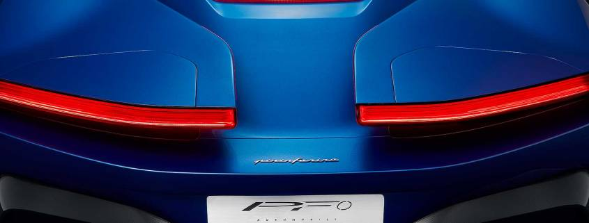 Automobili Pininfarina PF0 teser image