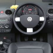Volkswagen Beetle Vase [Cabrio dash]