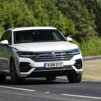 Volkswagen Touareg gets a new engine and a price cut