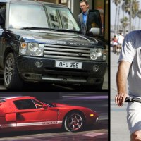 In pictures: Clarkson's crazy car collection