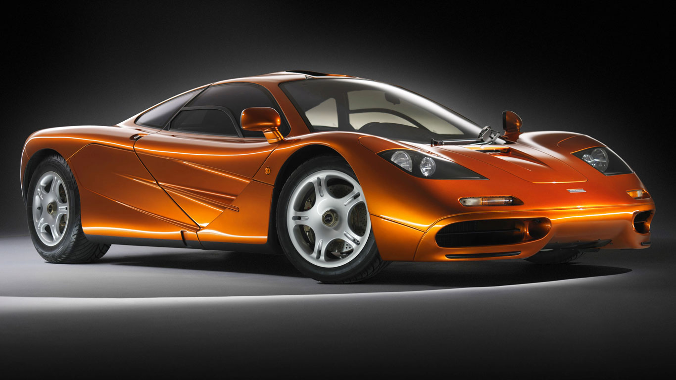 25 influential cars of the past 30 years