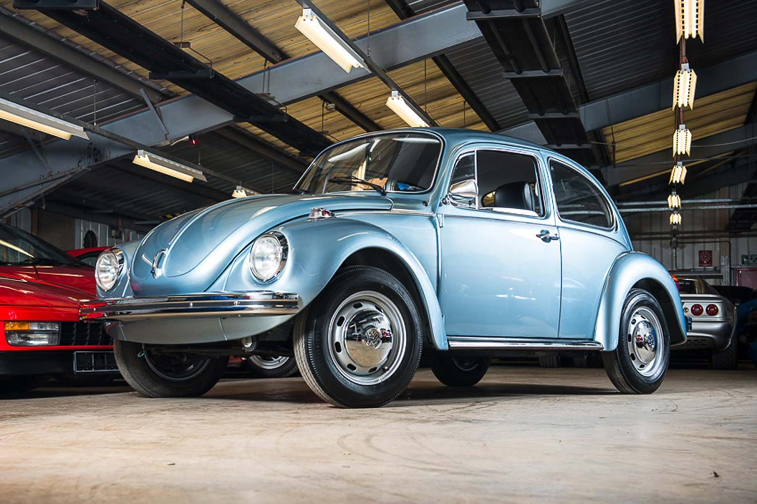 How Volkswagen tried and failed to replace the Beetle