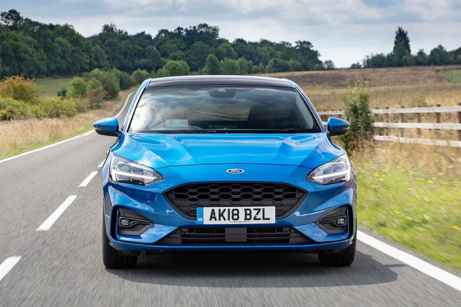 Ford Focus St Line 1 5 Ecoblue 120 2018 Review