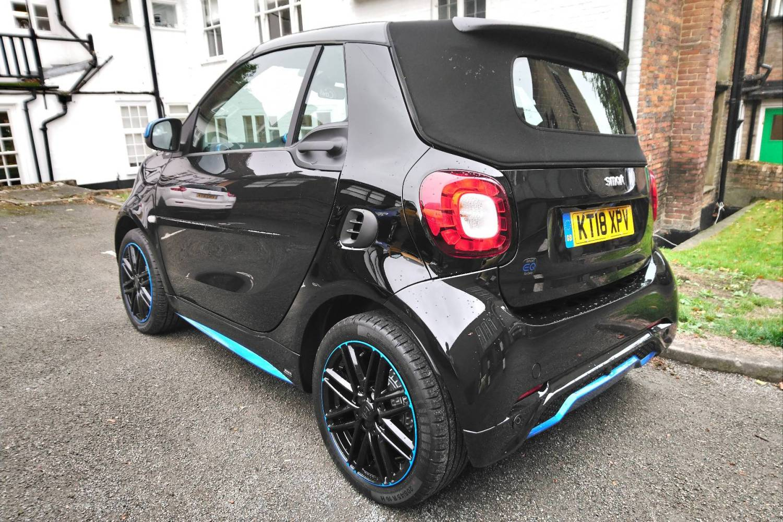 Smart ForTwo EQ EV