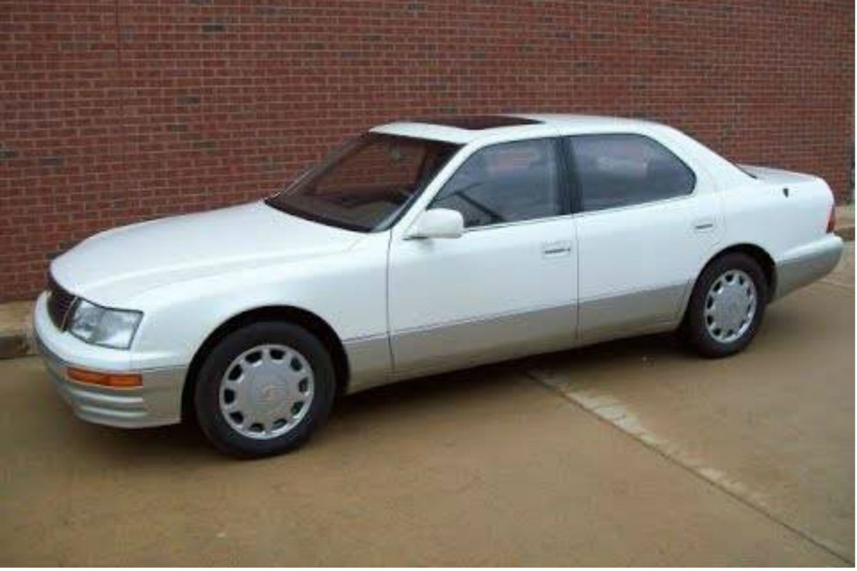 Lexus LS for sale