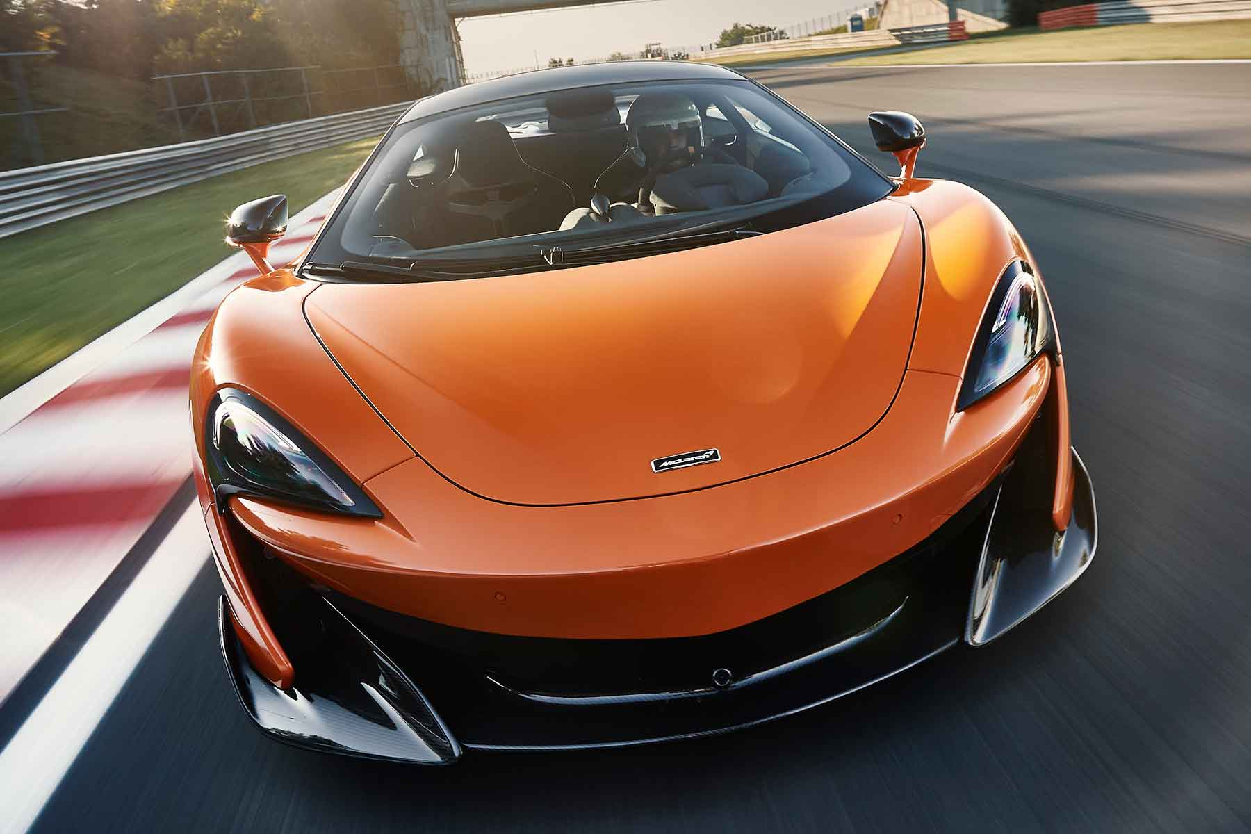 McLaren 600LT review: flat-out in the best driver's car of 2018