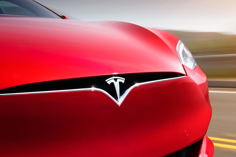 Tesla Model S grille